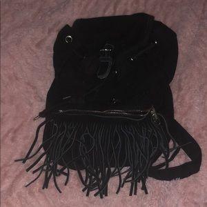 Victoria secret pink mini backpack